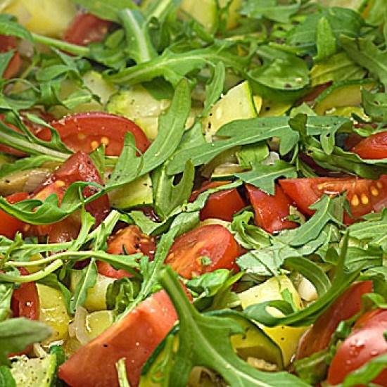 Rezept Mediterraner Kartoffelsalat nach Biolek und WItzigmann