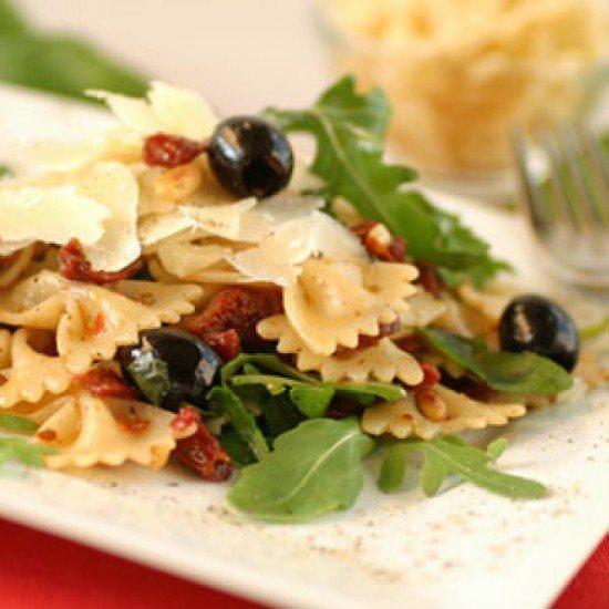 Rezept Mediterraner Pasta-Salat