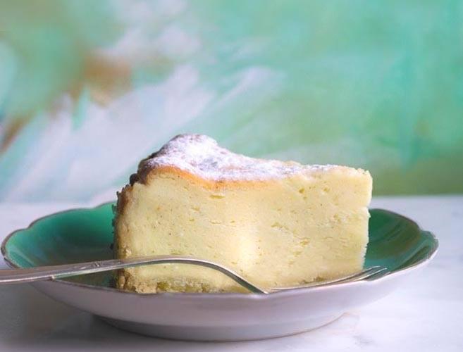 Rezept Mein perfekter Käsekuchen - Vanilleversion