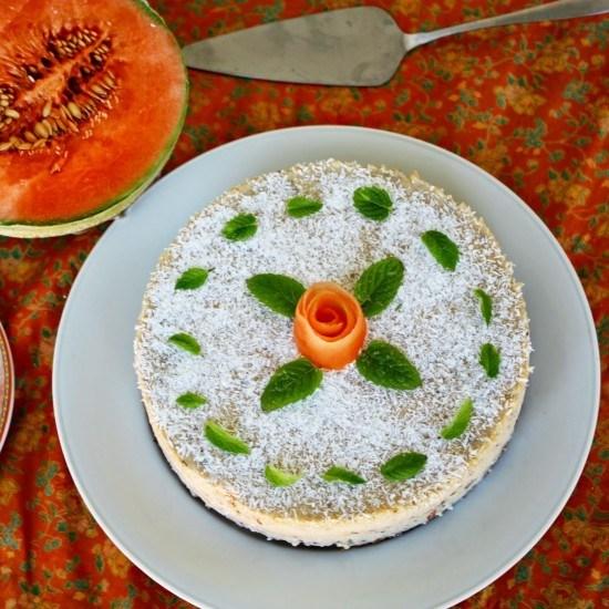 Rezept Melon Colada Torte