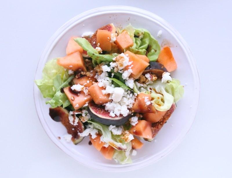 Rezept Melonen-Feta Salat