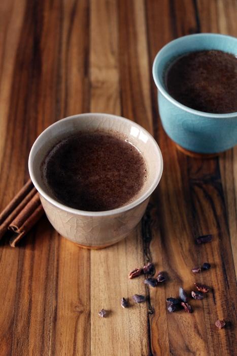 Rezept Mexikanische heiße Schokolade