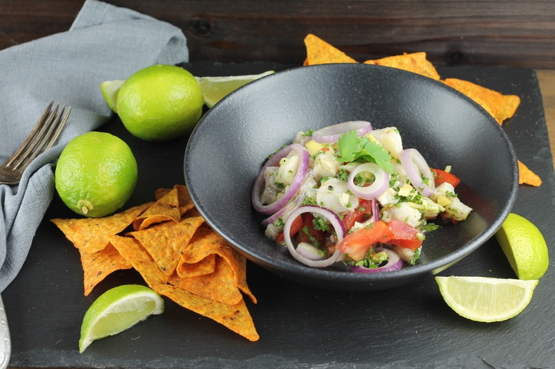 Rezept Mexikanisches Ceviche