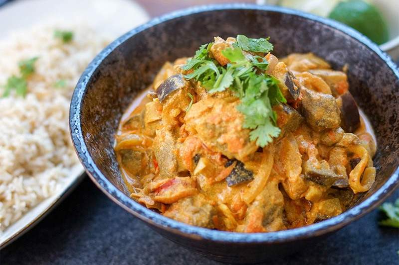 Rezept Mildes Lamm-Curry Rogan Josh