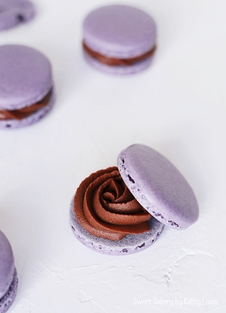 Rezept Milk Chocolate Macarons + Video