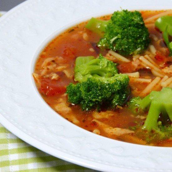 Rezept Minestra di broccoli
