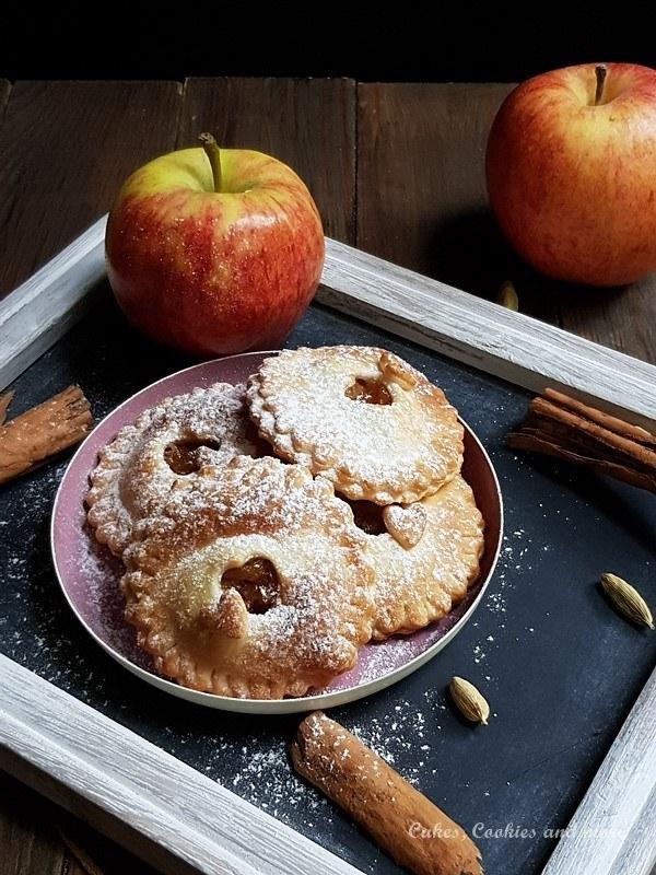 Rezept Mini Apfel Pies