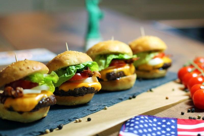 Rezept Mini BBQ Burger