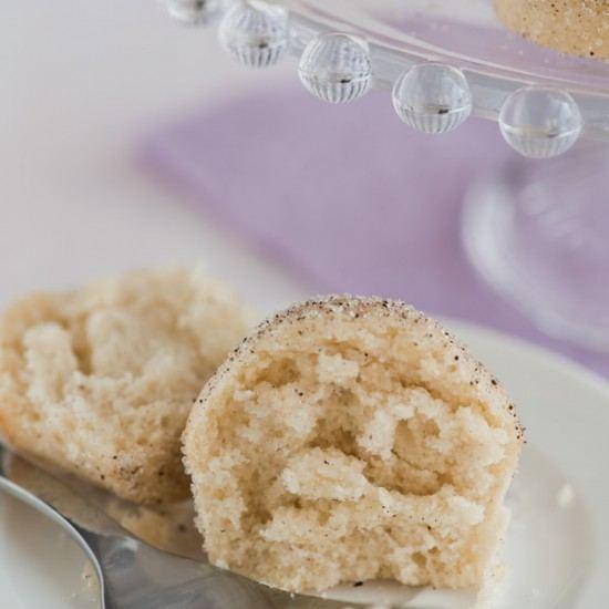 Rezept Mini Donut Muffins