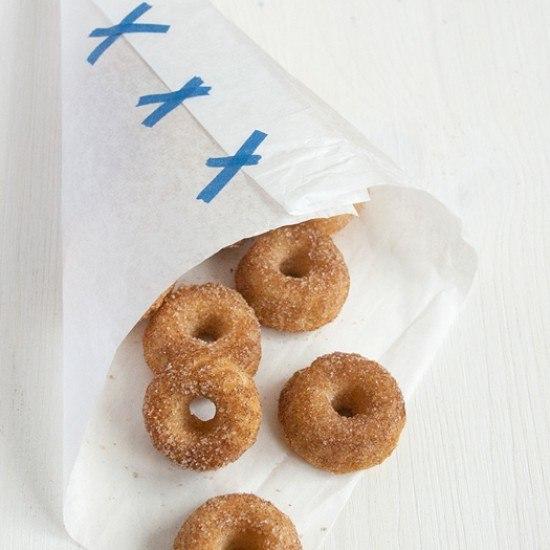Rezept Mini Doughnut Gugl