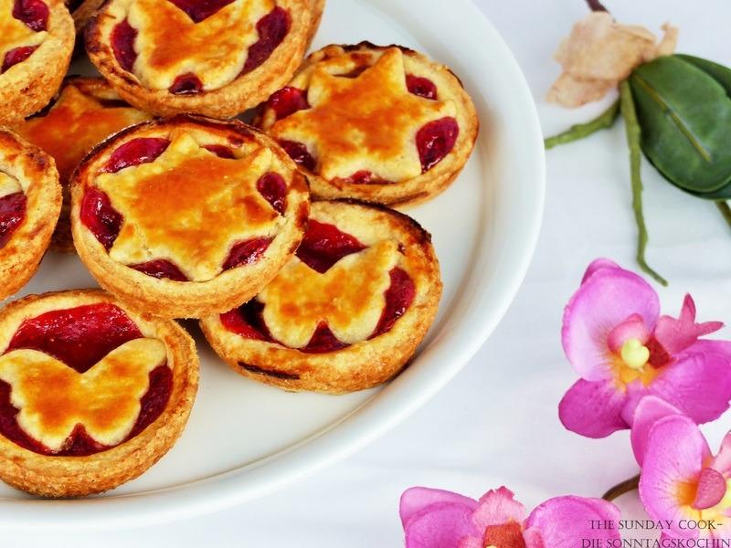 Rezept Mini Erdbeer Torteletts