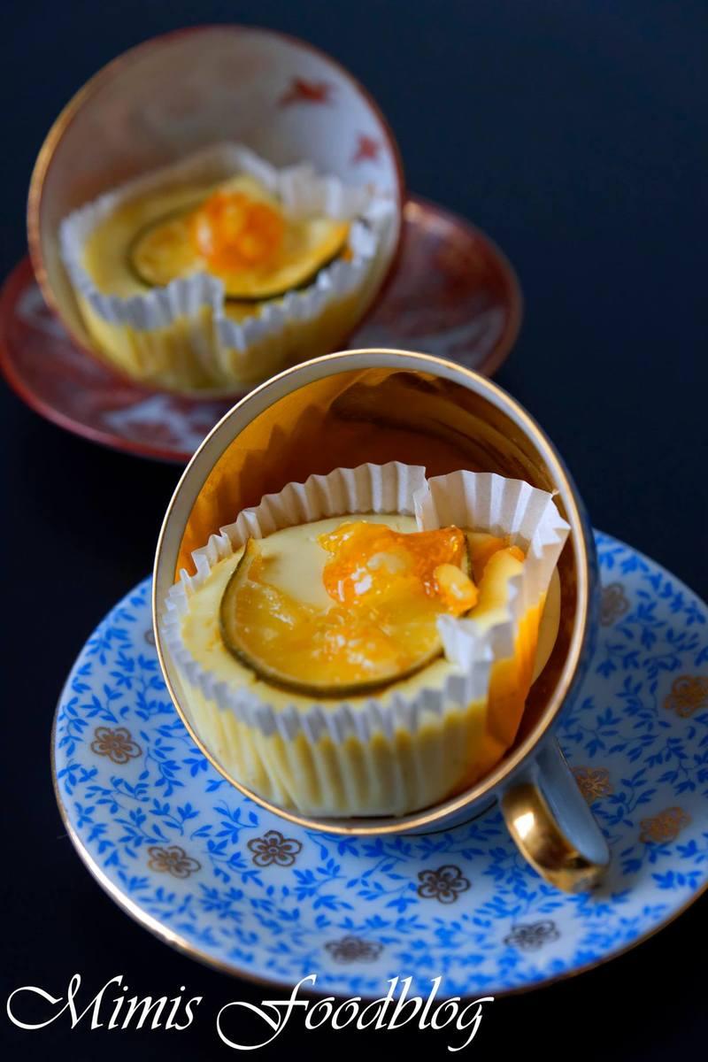 Rezept Mini-Limetten-Cheesecake