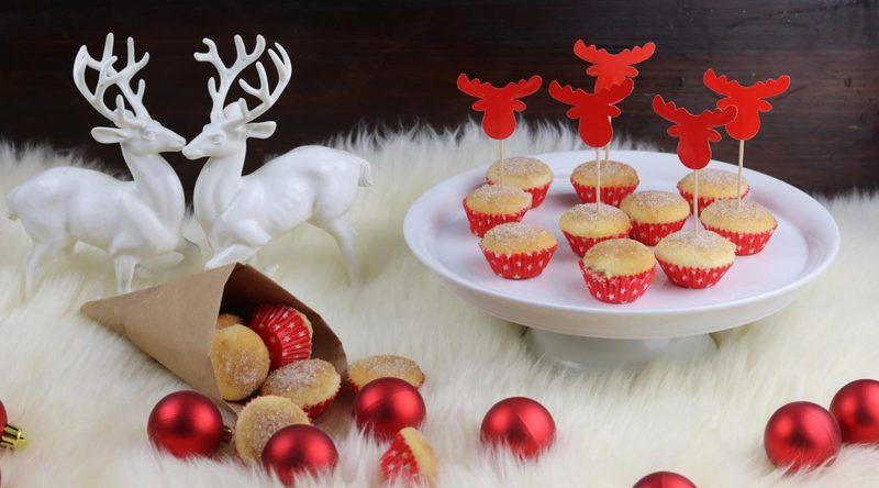 Rezept Mini-Muffins mit Zimt-Zucker