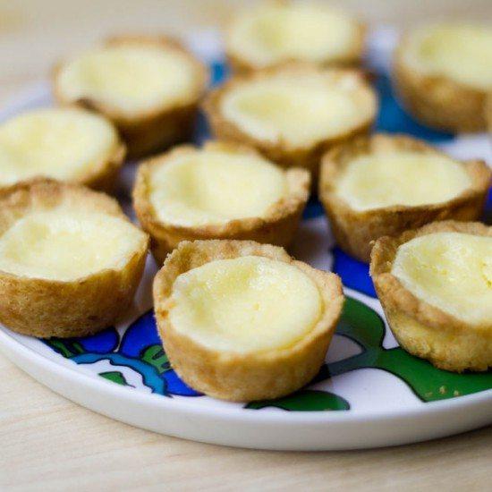 Rezept Mini-Zitronen-Küchlein