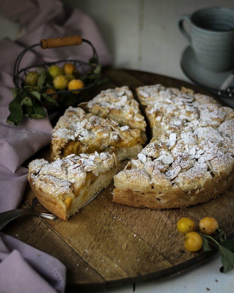 Rezept Mirabellen-Streuselkuchen mit einfachem Rührteig | Der perfekte Kuchen für den Spätsommer