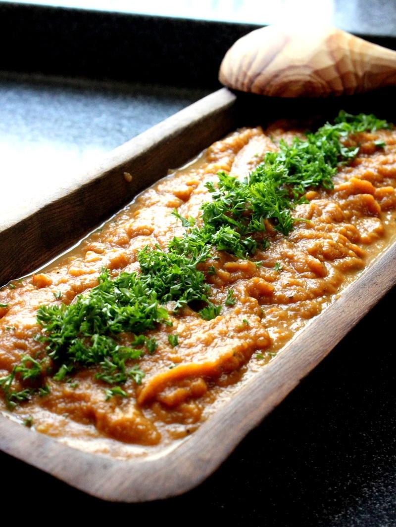 Rezept Mirza Ghazemi ~ Persian Eggplant Dip