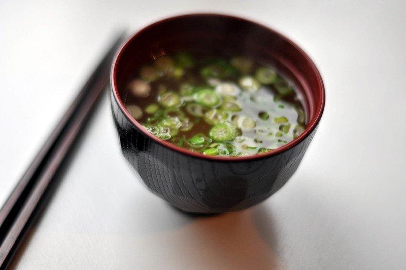 Rezept Miso Suppe