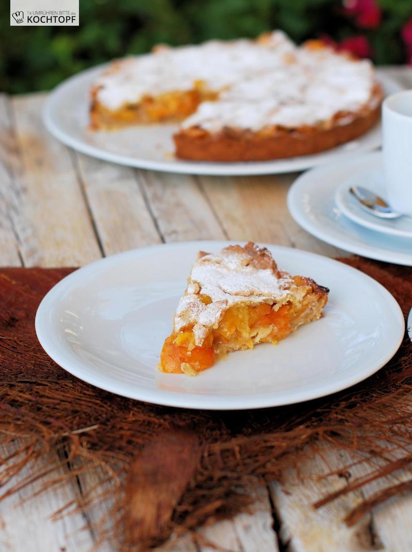 Rezept Mispel-Marzipan-Pie