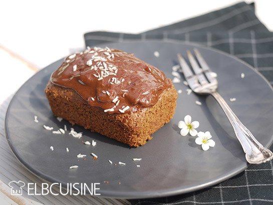 Rezept Mocha Squares – eine schwedische Spezialität: Schokoladentörtchen mit himmlisch cremigem Topping