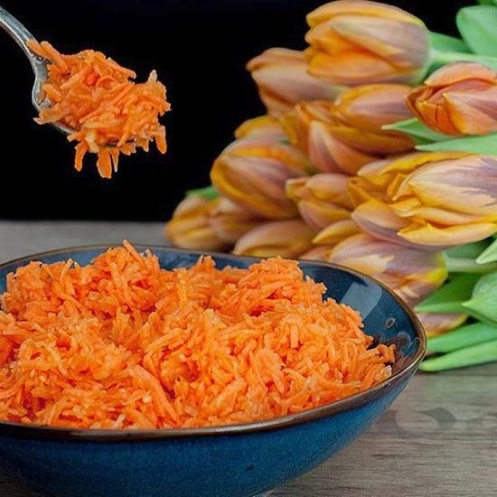 Rezept Möhren-Apfel-Salat