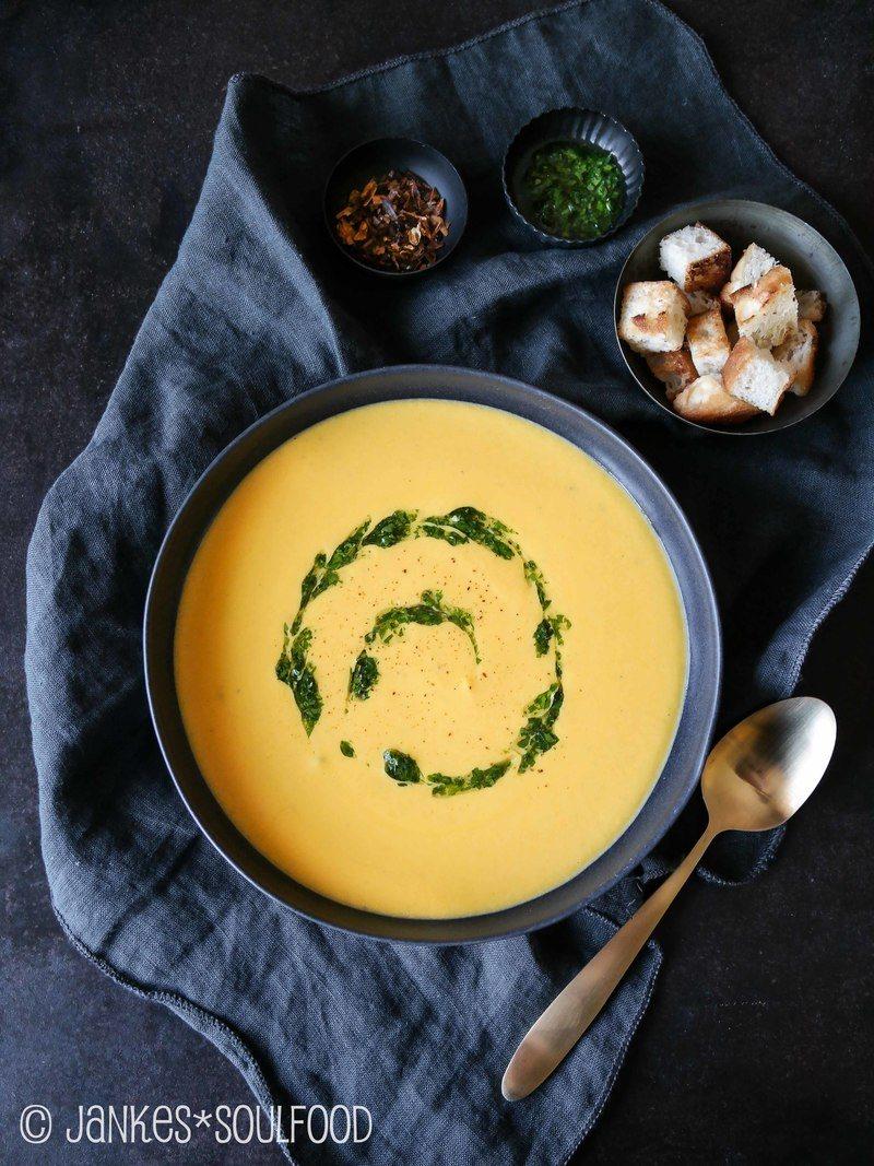 Rezept Möhren-Kokos-Suppe