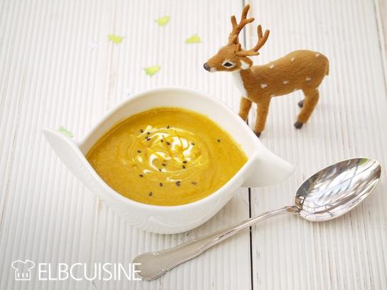 Rezept Möhren-Lebkuchen-Suppe – Weihnachten rückt näher…