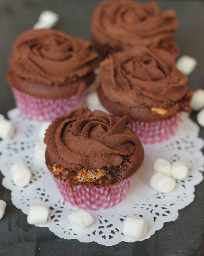 Rezept Mousse-au-chocolat Cupcakes