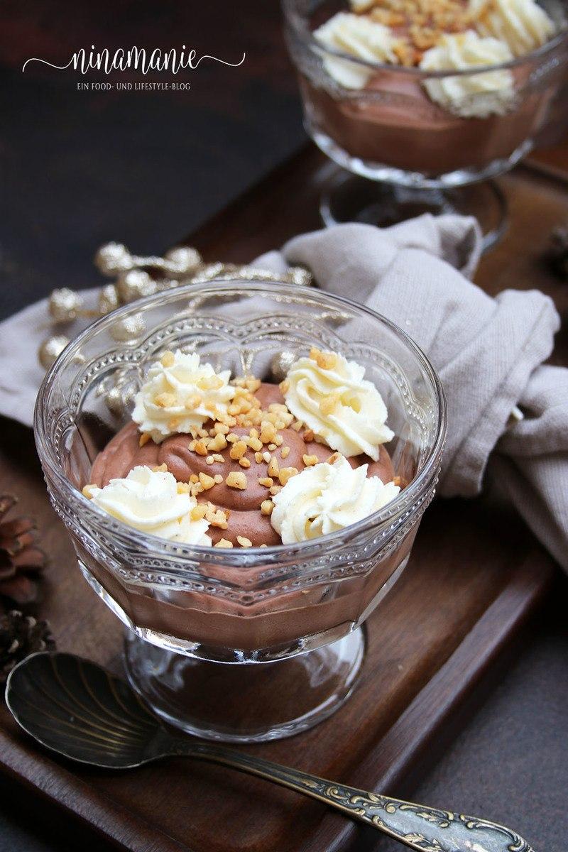 Rezept Mousse au Chocolat - ohne Ei