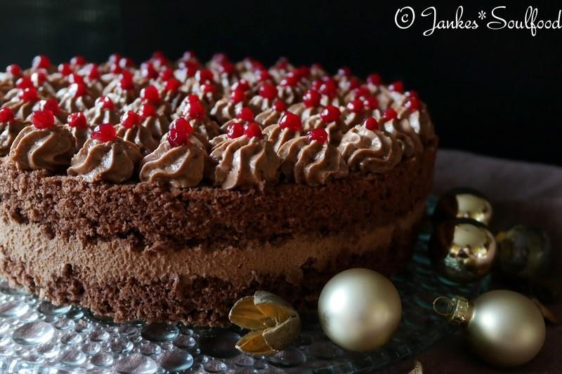 Rezept Mousse-au-chocolat-Torte