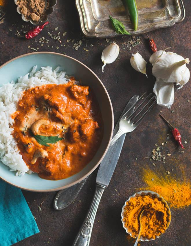 Rezept Murgh Makhani - Original Indian Butter Chicken