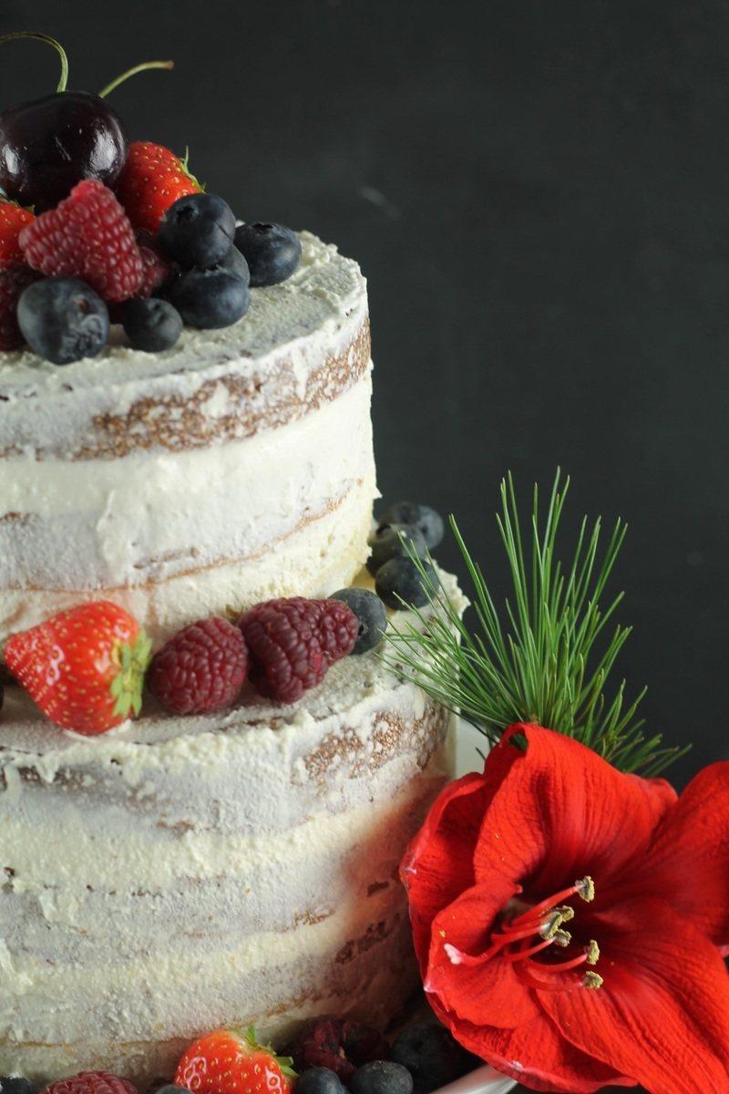 Rezept Naked Cake