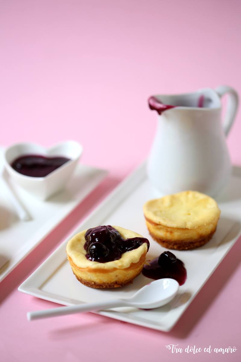 Rezept New York Cheesecake Cupcakes