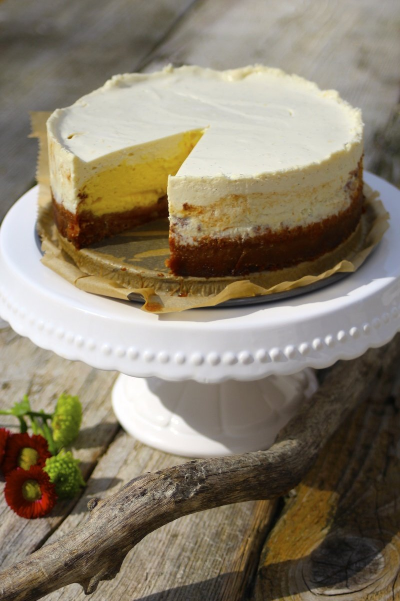 Rezept New York Cheesecake von Cynthia Barcomi