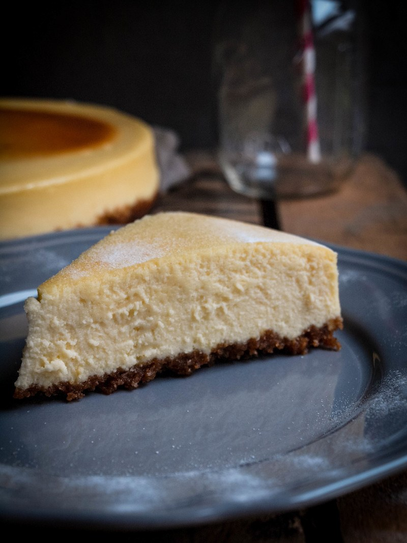 Rezept New York Cheesecake