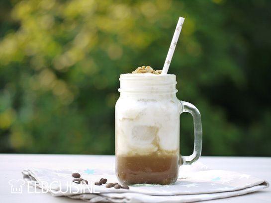 Rezept Nicht nur bei sommerlichen Temperaturen genau das Richtige: Tiramisu-Frappuccino!