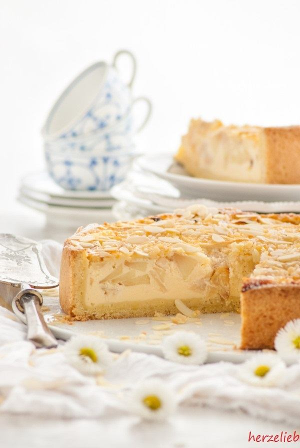 Rezept Nordfriesischer Apfel-Schmand-Kuchen