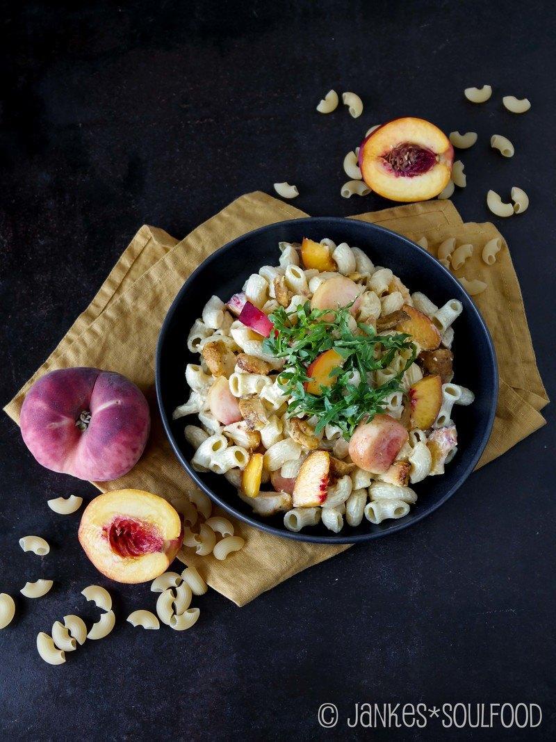Rezept Nudel-Hähnchen-Salat