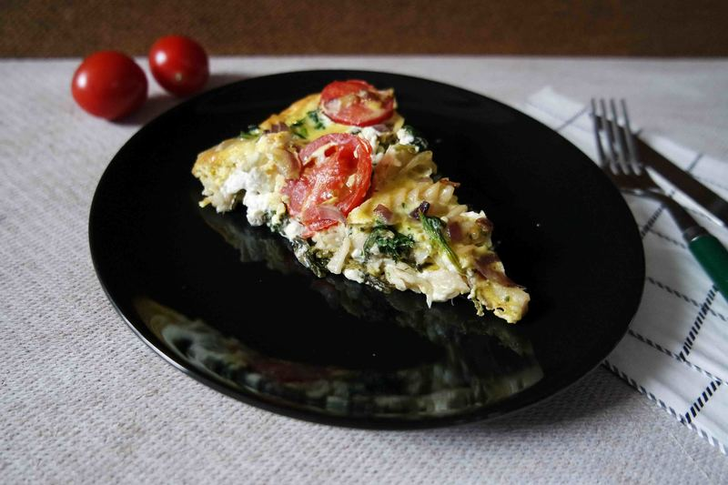 Rezept Nudel-Tortilla