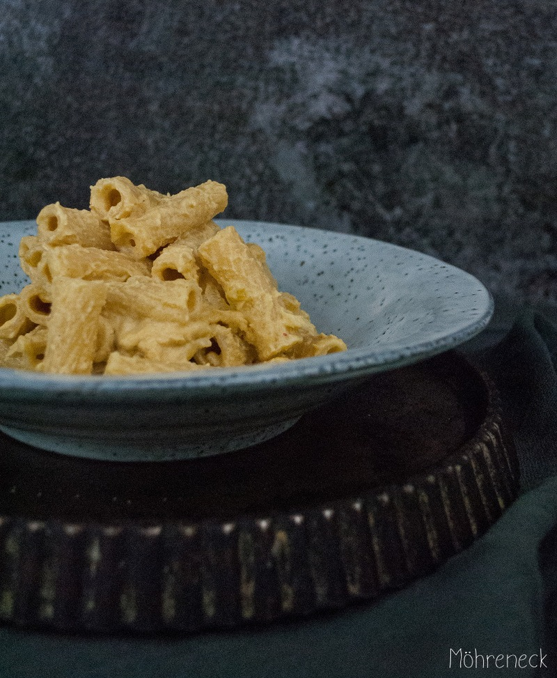 Rezept Nudeln mit Käsesauce à la Mac'n'Cheese
