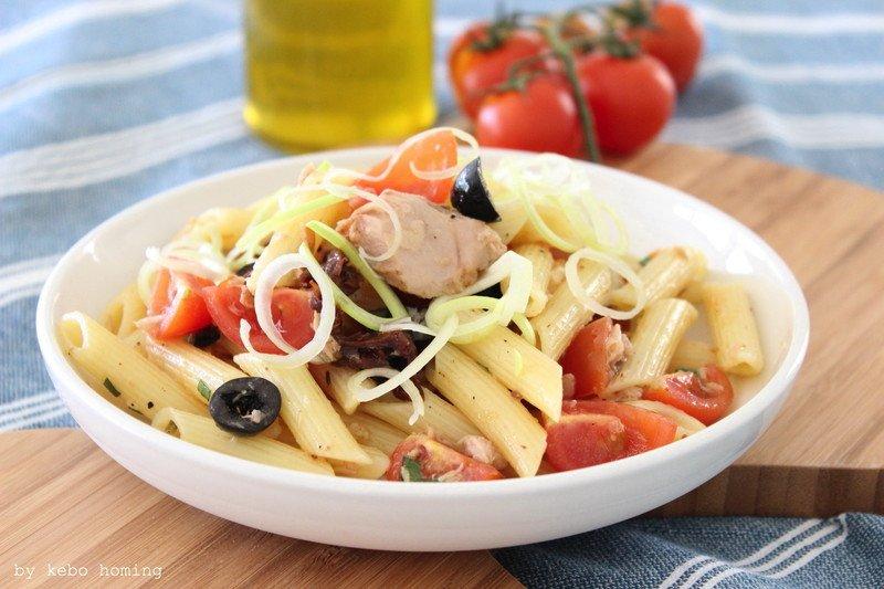 Rezept Nudelsalat mit Thunfisch