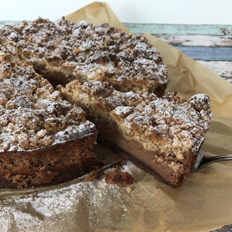 Rezept Nuss-Nougat-Cheesecake
