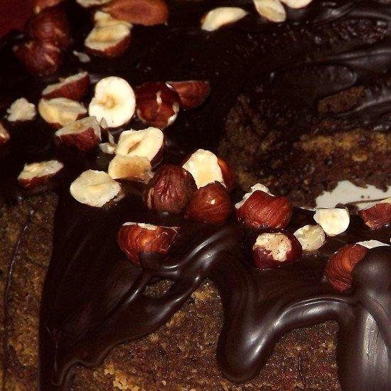Rezept Nuss-Schokoladenkuchen