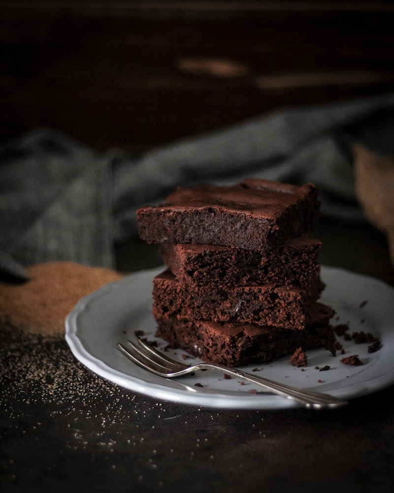 Rezept Oberschokoladige Brownies