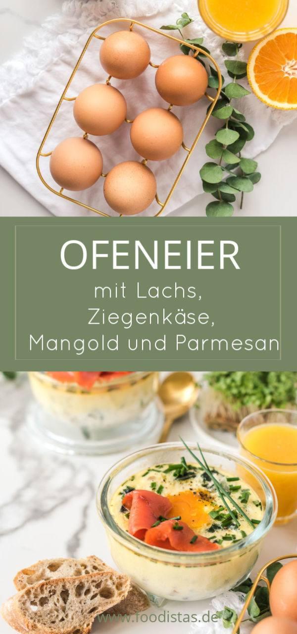 Rezept Ofeneier mit Wildlachs