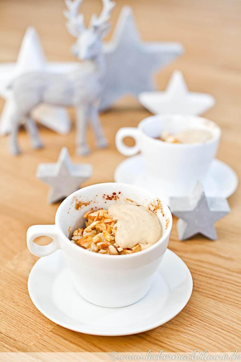 Rezept Ofenschlupfer mit Vanillesauce