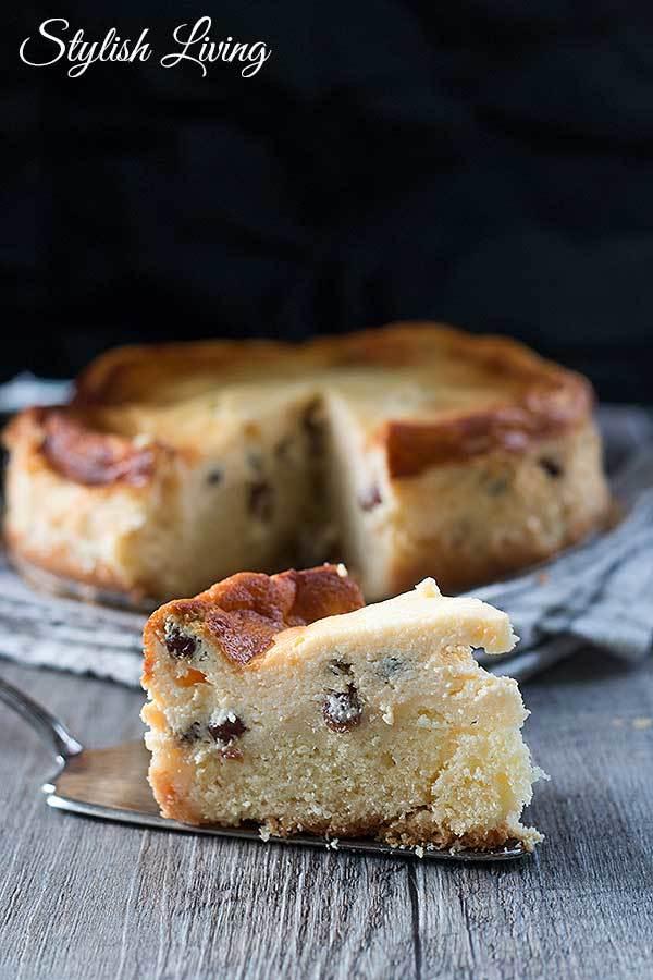 Rezept Omas weltbester Quarkkuchen