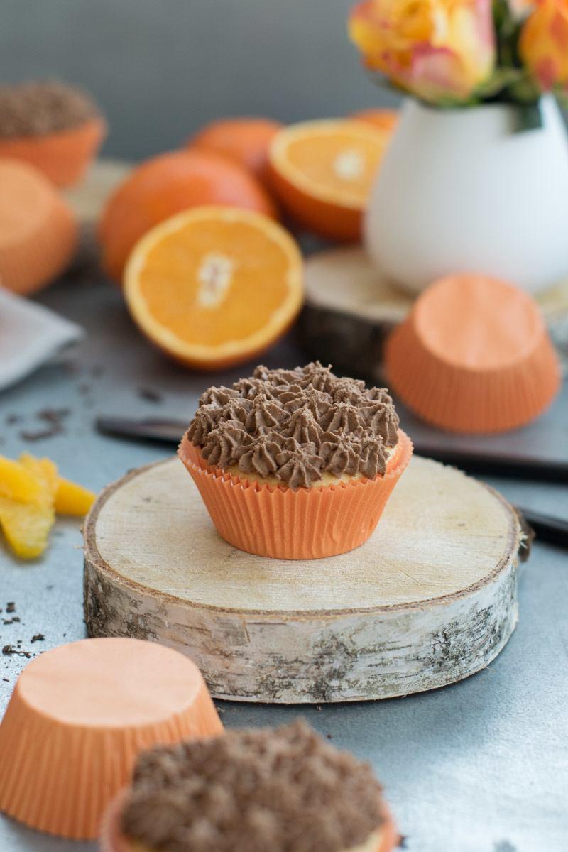Rezept Orange küsst Schokolade