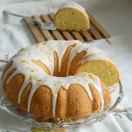 Rezept Orange Pound Cake (Orangen-Pfund-Kuchen)