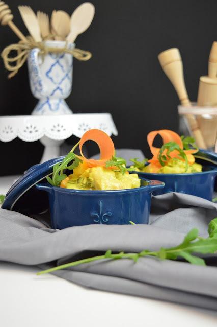 Rezept Orangen-Ananas Curry mit Reis