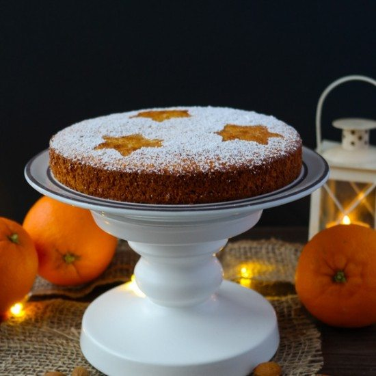 Rezept Orangen-Mandel-Kuchen